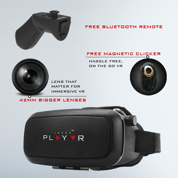 High quality vr headset in india,vr headset india