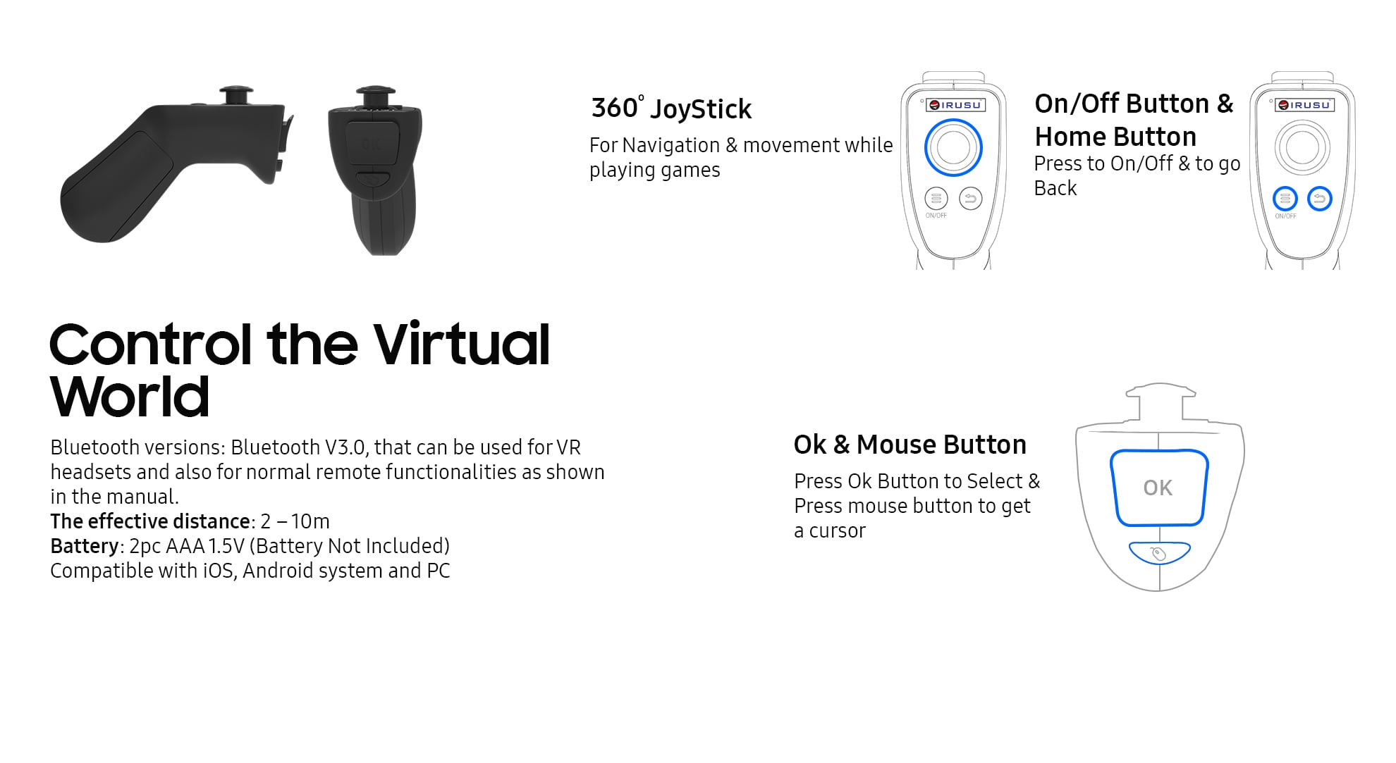 how-to-use-vr-remote