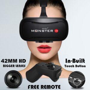 vr headset india,irusu monster vr headset