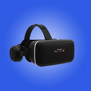vr headset with headphones in india