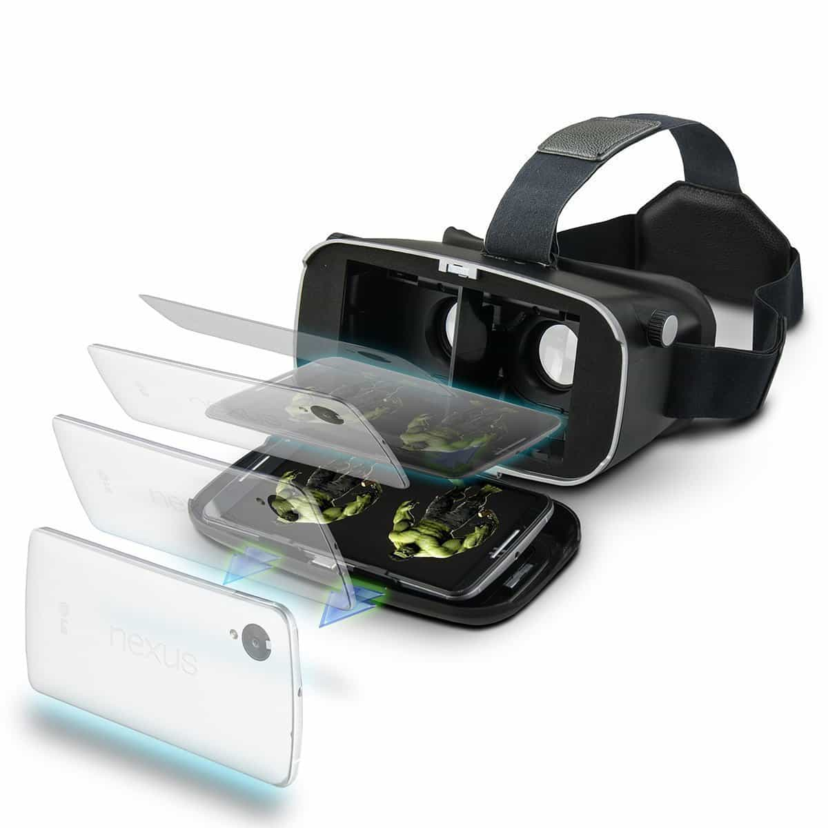 virtual reality 3d box in india