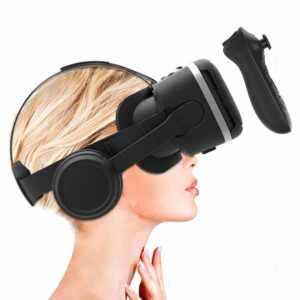 vr box headset with remote in india
