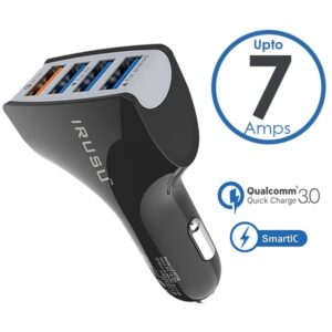 4 port usb car charger
