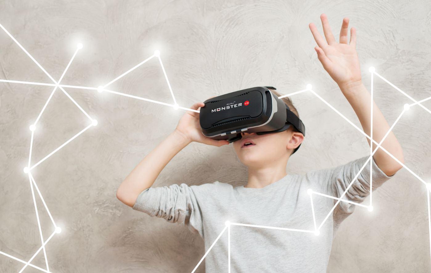 VR Product Headset - Quick Start To Using VR From IRUSU   Irusu