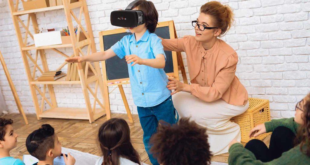 VR class room