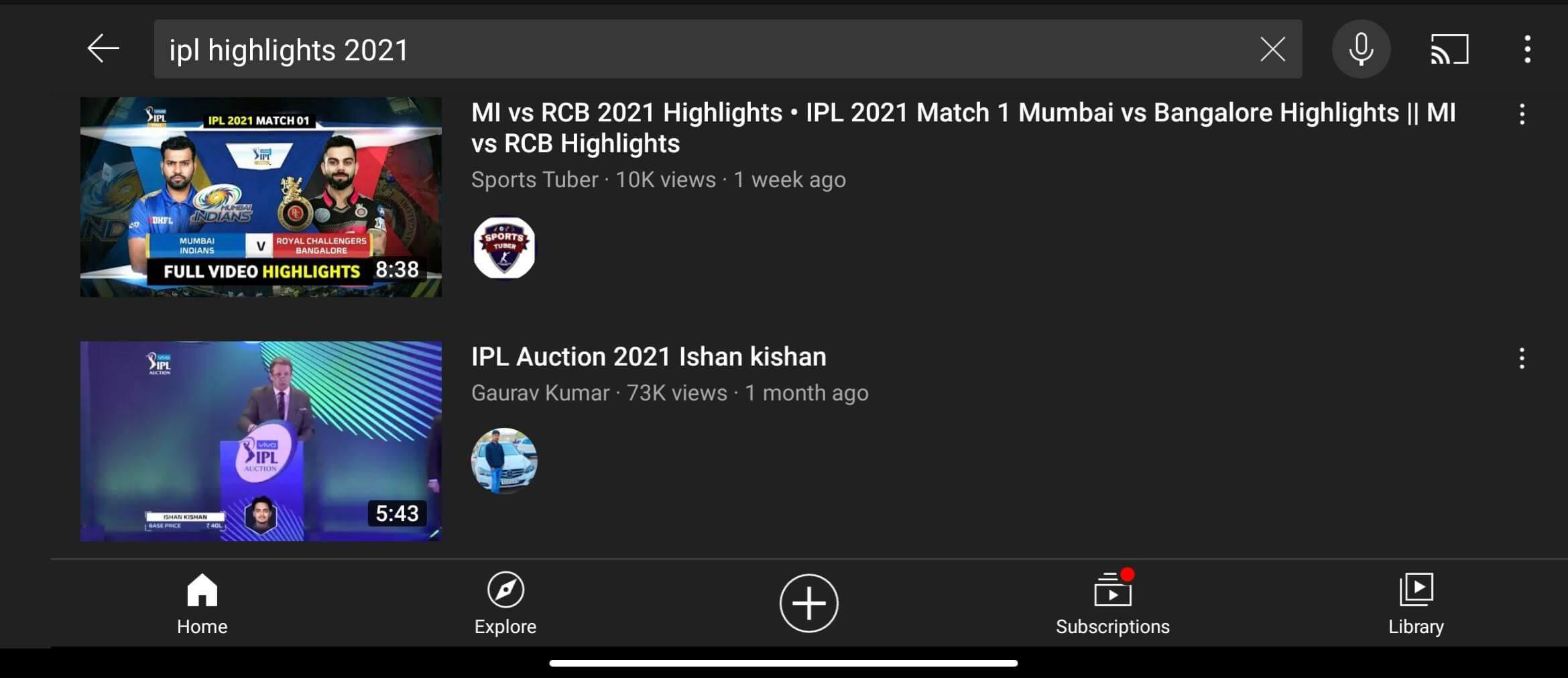 Best VR Headset to watch IPL Live